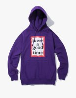 <img class='new_mark_img1' src='//img.shop-pro.jp/img/new/icons14.gif' style='border:none;display:inline;margin:0px;padding:0px;width:auto;' />2018SS FRAME PULLOVER HOODIE PURPLE