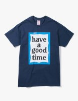 <img class='new_mark_img1' src='//img.shop-pro.jp/img/new/icons14.gif' style='border:none;display:inline;margin:0px;padding:0px;width:auto;' />2018SS BLUE BIG FRAME TEE NAVY