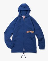 COLLEGE ZIP-UP JACKET NAVY