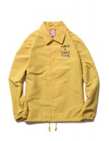 <img class='new_mark_img1' src='//img.shop-pro.jp/img/new/icons8.gif' style='border:none;display:inline;margin:0px;padding:0px;width:auto;' />have a good time x SSTP COACH JACKET MUSTARD