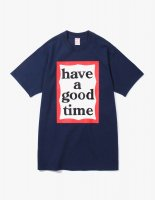 BIG FRAME S/S TEE NAVY