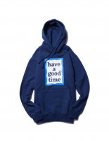 <img class='new_mark_img1' src='//img.shop-pro.jp/img/new/icons14.gif' style='border:none;display:inline;margin:0px;padding:0px;width:auto;' />BLUE FRAME PULLOVER HOODIE NAVY