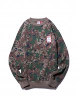 <img class='new_mark_img1' src='//img.shop-pro.jp/img/new/icons14.gif' style='border:none;display:inline;margin:0px;padding:0px;width:auto;' />MINI FRAME CREWNECK CAMO