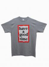 have a good time big frame tee GREY<img class='new_mark_img2' src='//img.shop-pro.jp/img/new/icons53.gif' style='border:none;display:inline;margin:0px;padding:0px;width:auto;' />