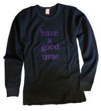haveagoodtime Thermal NAVY<img class='new_mark_img2' src='//img.shop-pro.jp/img/new/icons15.gif' style='border:none;display:inline;margin:0px;padding:0px;width:auto;' />