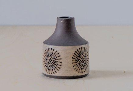 Alingsås Keramik / 陶器の花器 / スウェーデン / ビンテージ / I0133