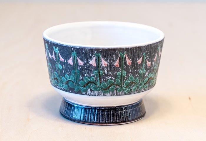 Tallberg Keramik / 陶器の器 / スウェーデン / ビンテージ / I0116 画像