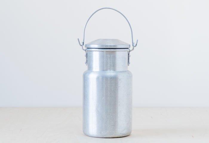 北欧で使われていた、ミルク缶 / ビンテージ / K0099 画像