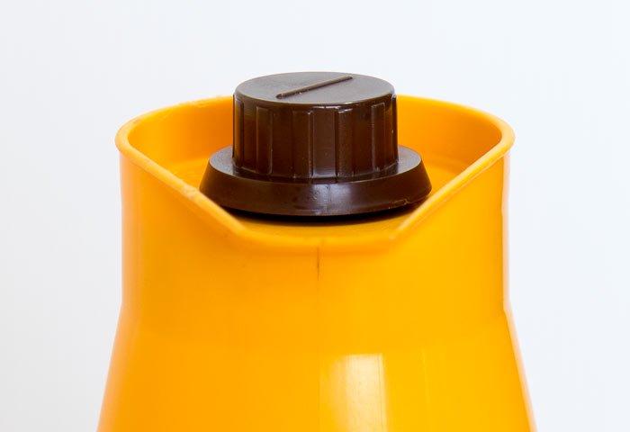 スウェーデン製のプラスチック魔法瓶 / ビンテージ / K0104  画像03