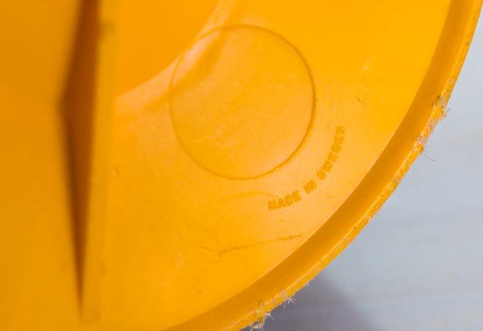 スウェーデン製のプラスチック魔法瓶 / ビンテージ / K0104  画像04