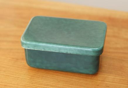 Rorstrand(ロールストランド)/JOSEFINー陶器のバターケース(大)/スウェーデン/ビンテージ