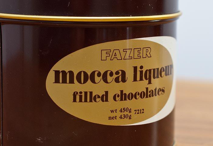 FAZER(ファッツエル)/チョコレート缶/フィンランド/ビンテージ/S0019  画像02
