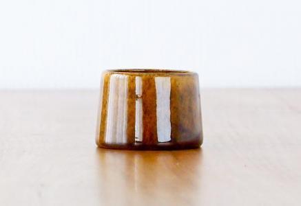 HOGANAS(ホガナス)/陶器のエッグスタンド/スウェーデン/ビンテージ