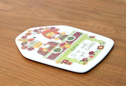 FIGGJO(フィッギオ)/FOLKLORE ー陶器のチーズボード/ノルウェー/ビンテージ