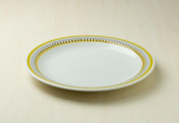 Rorstrand(ロールストランド)/Citron(シトロン)ー陶器のプレート/スウェーデン/ビンテージ 画像