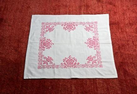 北欧で使われていた、刺繍のセンタークロス/ビンテージ
