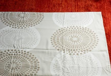 北欧で使われていた、掛け布団カバー/ビンテージ