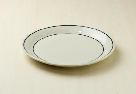 ARABIA(アラビア)/Polarー陶器のプレート/フィンランド/ビンテージ/T0023