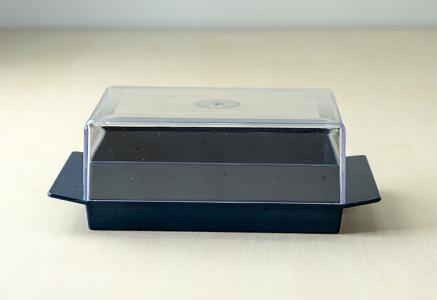 北欧で使われていた、クネッケ用のプラスチックケース/ビンテージ