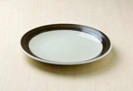 Rorstrand(ロールストランド)/KOKAー陶器のプレート/スウェーデン/ビンテージ/T0064