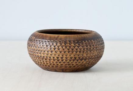 GULDKROKEN/陶器の器/スウェーデン/ビンテージ/I0036_