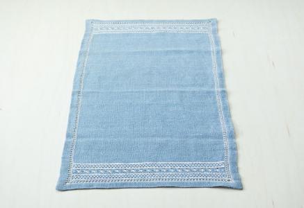 北欧で使われていた、刺繍のセンタークロス/ビンテージ/F0107