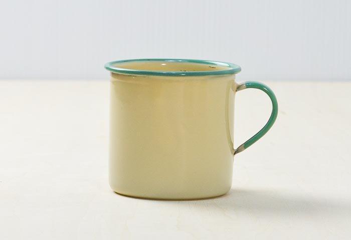 KOCKUMS(コクムス)/ホーローのカップ/スウェーデン/ビンテージ/T0240 画像