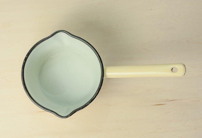 KOCKUMS(コクムス)/ホーローのミルクパン/スウェーデン/ビンテージ/K0069  画像04