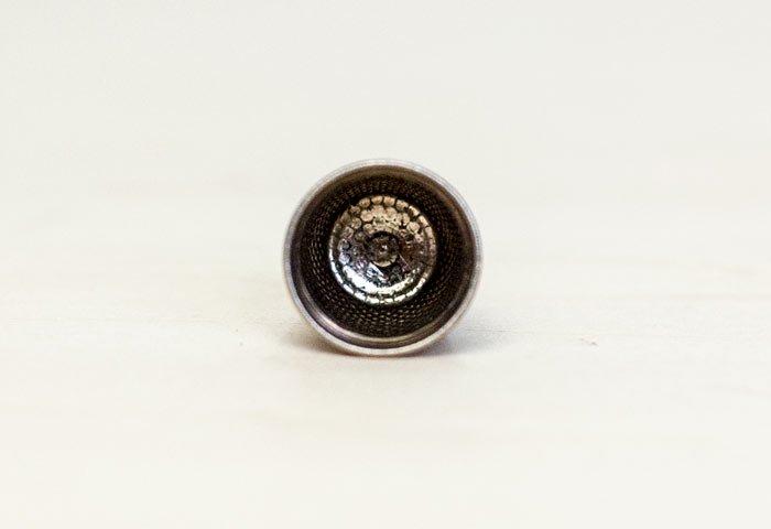 北欧で使われていた、ビンテージの指貫(シンブル) / ビンテージ / S0044  画像03