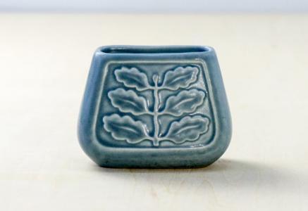 Rorstrand(ロールストランド)/Eklöv - 陶器の花器/スウェーデン/ビンテージ/I0078