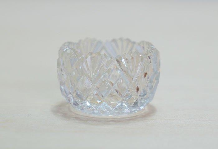 北欧で使われていた、ビンテージのガラスの入れ物/ ビンテージ / S0083 画像