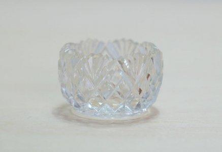 北欧で使われていた、ビンテージのガラスの入れ物/ ビンテージ / S0083