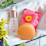 【椿乃華】天然椿油&椿油配合石鹸のセット|5%オフ