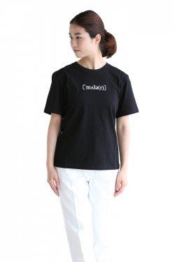 muller of yoshiokubo(ミュラーオブヨシオクボ) Sound T-shirts【MLS16116】 black