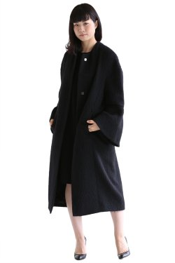 【在庫あり】Flared Sleeves Coat