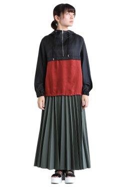 TOMORROWLAND(トゥモローランド) SLICK CLOTH ジップアップフーディー