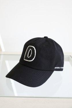 DOUBLE STANDARD CLOTHING(ダブルスタンダードクロージング) ベースボールキャップ  ブラック