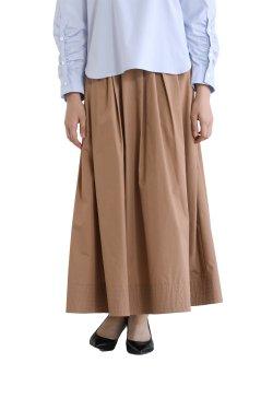 araara(アラアラ) タックボリュームスカート  beige
