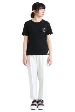 DOUBLE STANDARD CLOTHING( ダブルスタンダードクロージング) 24/-フライス  ブラック
