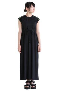 Mame Kurogouchi(マメ) Waist String Jersey Dress