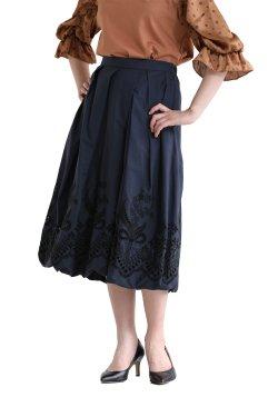 MUVEIL(ミュベール) スズランレーススカート