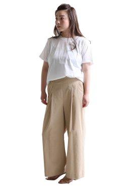 SONO(ソーノ)ロゴTシャツ(S202TO005)ホワイト