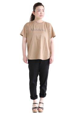 SONO(ソーノ)ロゴTシャツ(S202TO005)キャメル