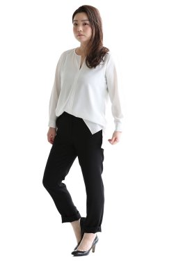 Theory(セオリー) Shallow GGT Slit Front BL  IVORY