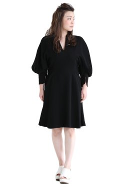 Mame Kurogouchi(マメ) Volume Sleeve Dress
