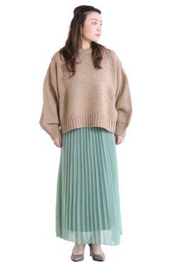araaara(アラアラ) ポップコーン編みショートPO