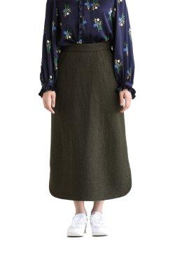 MUVEIL(ミュベール) ウールスカート