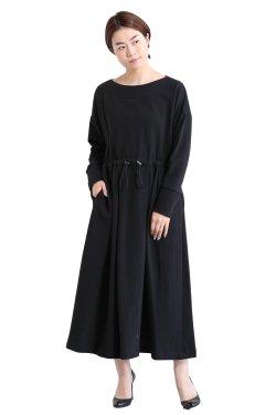 MOOLA KALAH(モーラ カーラ) sweat long dress
