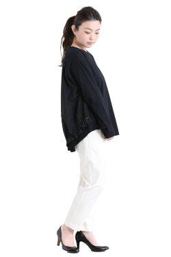 MOOLA KALAH(モーラ カーラ)  gather layered pullover