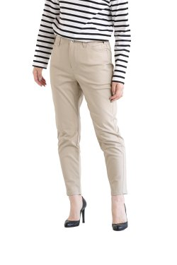 araara(アラアラ) Casual Easy Pants  beige